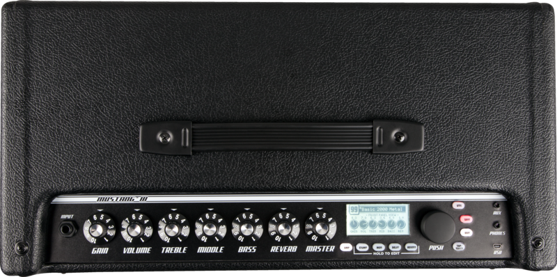 Fender 174 Forums View Topic Mustang Amp